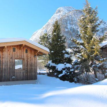 Außen Winter 40, Chalet Bärenkopf, Maurach, Tirol, Tirol, Österreich