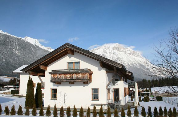 Outside Winter 22 - Main Image, Chalet Gerhard, Mieming, Tirol, Tyrol, Austria