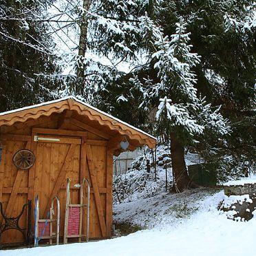 Außen Winter 29, Chalet Waldner, Telfs, Tirol, Tirol, Österreich