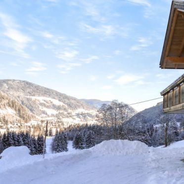 Außen Winter 26, Chalet Jupiter, Bad Kleinkirchheim, Kärnten, Kärnten, Österreich