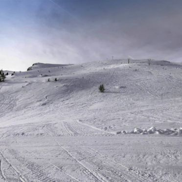 Außen Winter 24, Chalet Tom, Sirnitz - Hochrindl, Hochrindl-Alpl, Kärnten, Österreich