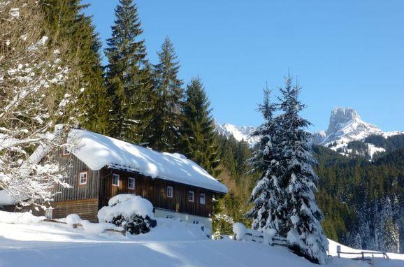 Outside Winter 23 - Main Image, Ferienchalet Plaik, Sankt Martin am Tennengebirge, Pinzgau, Salzburg, Austria