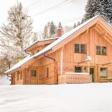 Außen Winter 25, Chalet Grimmingblick, Gröbming, Unterlengdorf, Steiermark, Österreich