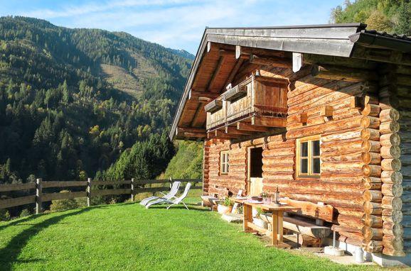 Außen Sommer 1 - Hauptbild, Chalet Sturmbach, Uttendorf, Pinzgau, Salzburg, Österreich