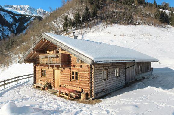 Außen Winter 21 - Hauptbild, Chalet Sturmbach, Uttendorf, Pinzgau, Salzburg, Österreich