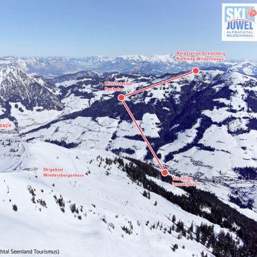 Innen Winter 17, Chalet Klemmhäusl, Alpbach, Reith im Alpbachtal, Tirol, Österreich
