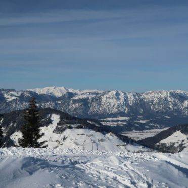 Außen Winter 21, Chalet Wildenbach, Wildschönau, Tirol, Tirol, Österreich