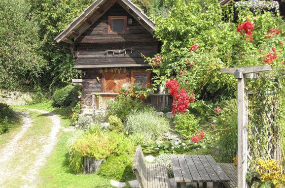 Außen Sommer 1 - Hauptbild, Hütte Kunzhof, Treffen, Kärnten, Kärnten, Österreich