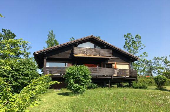 Innen Sommer 1 - Hauptbild, Ferienhütte Vorauf, Siegsdorf, Oberbayern, Bayern, Deutschland