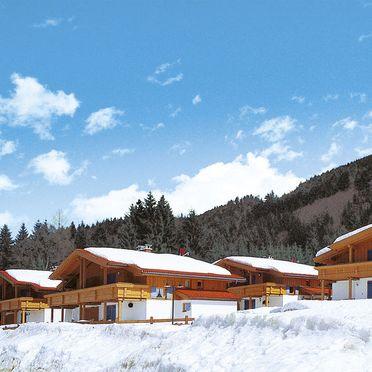 Außen Sommer 3, Ferienhütte Walchsee, Sachrang, Oberbayern, Bayern, Deutschland