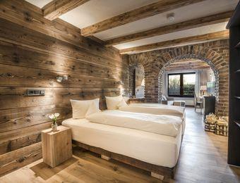 Gutshof double room - Land Gut Höhne