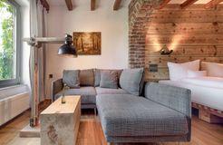 Gutshof double room (2/3) - Land Gut Höhne