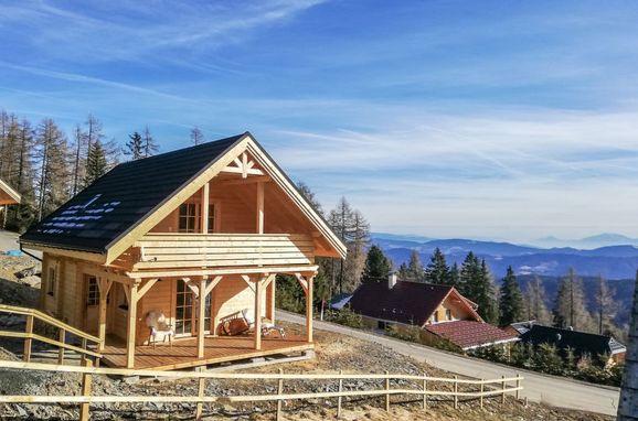 Außen Winter 17, Chalet Buchfink, Sirnitz - Hochrindl, Kärnten, Kärnten, Österreich
