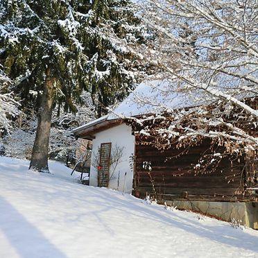 Außen Winter 30, Hütte Reserl am Wörthersee, Velden am Wörthersee, Kärnten, Kärnten, Österreich