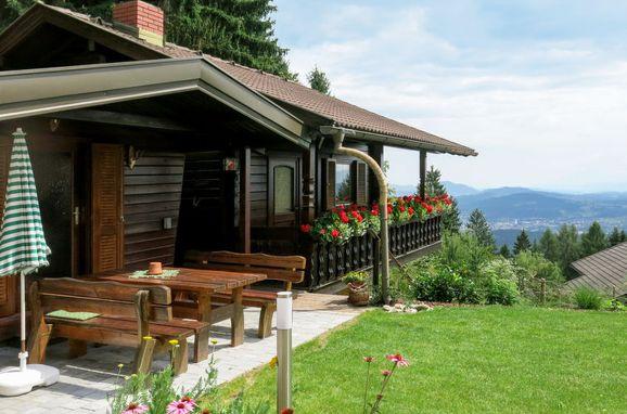 Außen Sommer 1 - Hauptbild, Saurachberghütte, Feldkirchen in Kärnten, Kärnten, Kärnten, Österreich