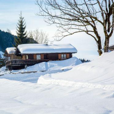 Außen Winter 25, Sonnenhütte Christine, Embach, Pinzgau, Salzburg, Österreich
