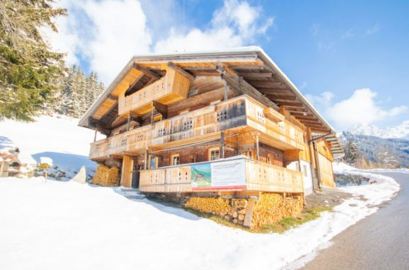 Außen Winter 38 - Hauptbild, Alm Chalet in Stumm, Stumm im Zillertal, Zillertal, Tirol, Österreich