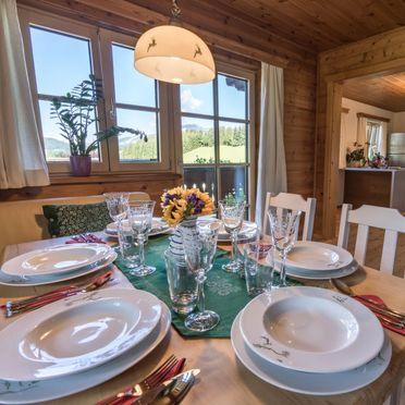 Innen Sommer 2, Panoramachalet Bad Aussee, Bad Aussee, Salzkammergut, Steiermark, Österreich