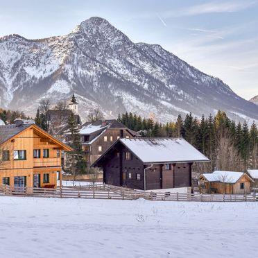 Außen Winter 30, Panoramachalet Bad Aussee, Bad Aussee, Salzkammergut, Steiermark, Österreich
