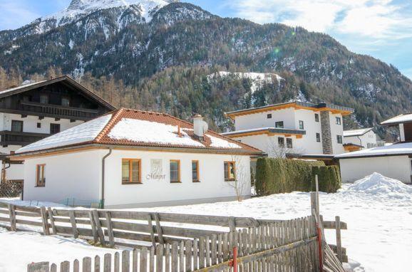 Außen Winter 18 - Hauptbild, Ferienhaus Margret im Ötztal, Längenfeld, Ötztal, Tirol, Österreich