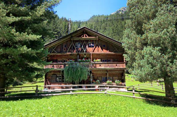 Außen Sommer 1 - Hauptbild, Chalet Siglaste, Ginzling, Zillertal, Tirol, Österreich