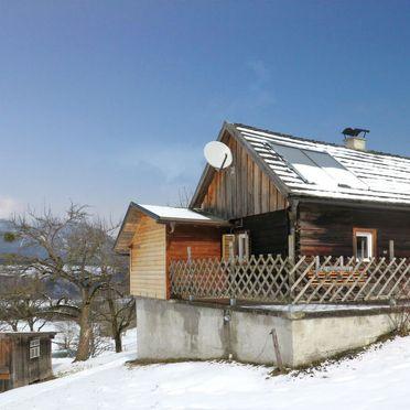 Außen Winter 9, Harmerhütte, Stein an der Enns, Steiermark, Steiermark, Österreich