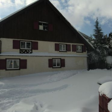 Outside Winter 23, Ferienhaus St. Eustachius, Leutkirch, Allgäu, Bavaria, Germany