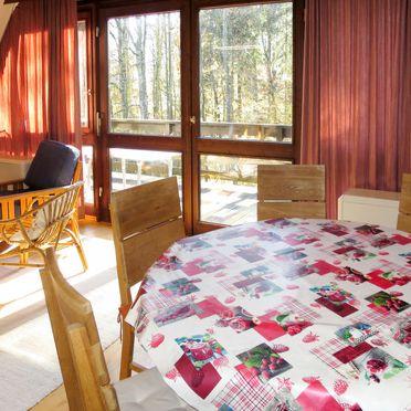 Innen Sommer 3, Hütte Oslo in Bayern, Siegsdorf, Oberbayern, Bayern, Deutschland