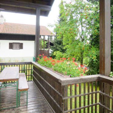Innen Sommer 3, Chalet Regen , Regen, Bayerischer Wald, Bayern, Deutschland