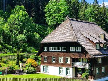 Schwarwaldhaus Sägemühle - Baden-Württemberg - Deutschland