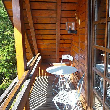 Außen Sommer 3, Schwarzwaldhütte Albergo Natura, Hüfingen, Schwarzwald, Baden-Württemberg, Deutschland