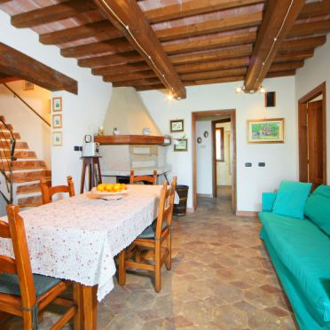 Innen Sommer 5, Casa le Fonte, Roccastrada, Maremma, Toskana, Italien
