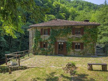Villa il Mulino di Cecco - Toskana - Italien