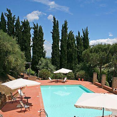 Innen Sommer 2, Villa Chiesone, Chianciano Terme, Siena und Umgebung, Toskana, Italien