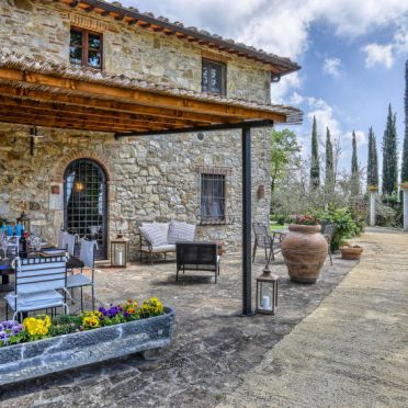 Innen Sommer 2, Villa Casale Il Poggino, Castellina in Chianti, Toskana Chianti, Toskana, Italien