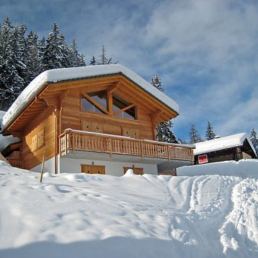 Outside Winter 6, Chalet Chocolat in La Tzoumaz, La Tzoumaz, Wallis, Wallis, Switzerland