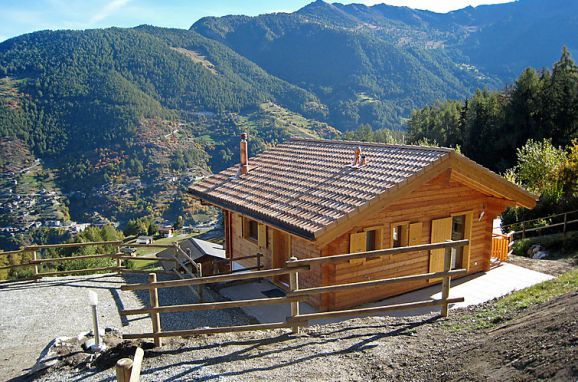 Outside Summer 1 - Main Image, Chalet Petite-Arvine  in La Tzoumaz, La Tzoumaz, Wallis, Wallis, Switzerland