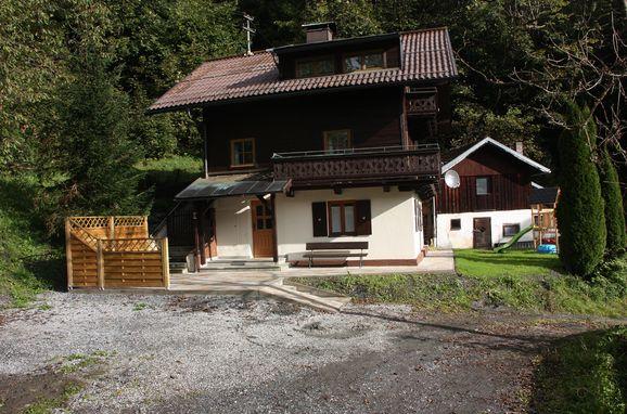 Sommer, Haus am Berg, Taxenbach, Salzburg, Österreich