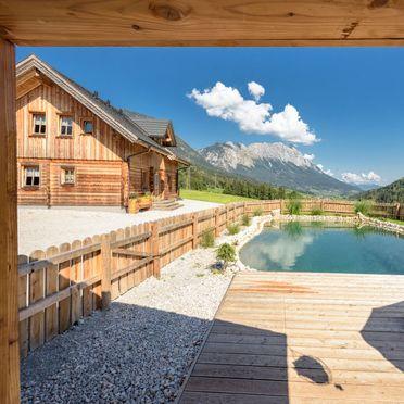 Außen Sommer 4, Fredi's Ferienhütte, Gröbming, Steiermark, Steiermark, Österreich