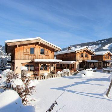 Außen Winter 44, Chalet Schwendau, Mayrhofen, Zillertal, Tirol, Österreich