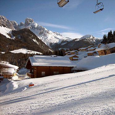 Außen Winter 24, Chalet Enzian, Annaberg - Lungötz, Salzburger Land, Salzburg, Österreich