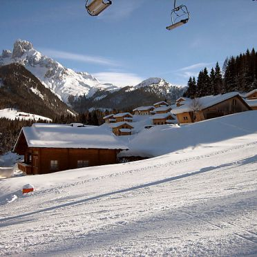 Outside Winter 24, Chalet Enzian, Annaberg - Lungötz, Salzburger Land, Salzburg, Austria
