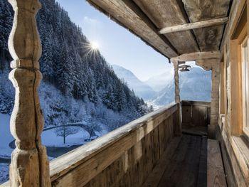 Hütte Jörgener - Tirol - Österreich