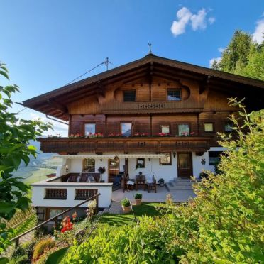 Außen Sommer 4, Chalet Egger, Zell am Ziller, Zillertal, Tirol, Österreich