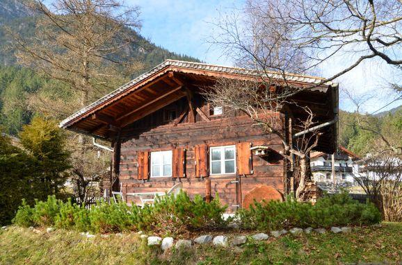 Außen Sommer 1 - Hauptbild, Blockhütte Hüttl, Trins, Tirol, Tirol, Österreich