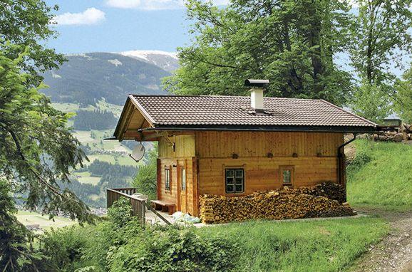 Außen Sommer 1 - Hauptbild, Jagdhütte Eberharter, Mayrhofen, Zillertal, Tirol, Österreich