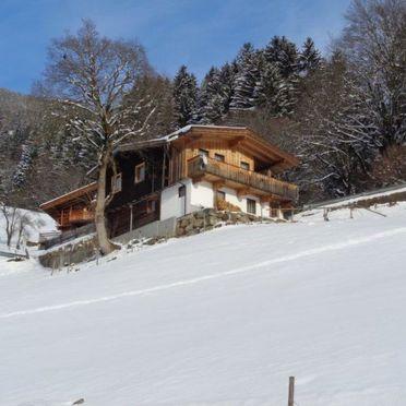 Außen Winter 18, Chalet Hamberg, Kaltenbach, Zillertal, Tirol, Österreich