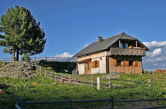 Außen Sommer 1 - Hauptbild, Berghütte Weissmann, Bad Kleinkirchheim, Kärnten, Kärnten, Österreich