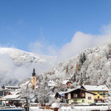 Außen Winter 9, Berghütte Weissmann, Bad Kleinkirchheim, Kärnten, Kärnten, Österreich