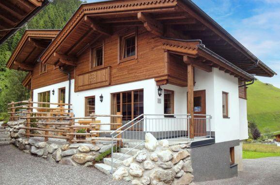 Außen Sommer 1 - Hauptbild, Chalet Alois im Zillertal, Tux, Zillertal, Tirol, Österreich